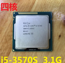 Intel Core i5-3570S I5 3570S Processor  6M Cache, 3.1GHz  LGA1155 Desktop CPU Quad-Core CPU