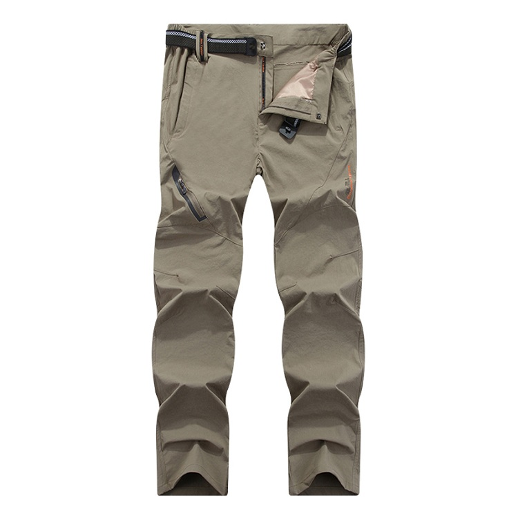 NaranjaSabor 2018 Summer Quick Dry Men's Trousers Casual Mens Pants Breathable Waterproof Army Pants Mens Brand Clothing 7XL 8XL 12