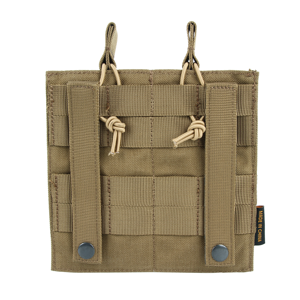 Tactical Universal Double AK47 Ammo Clips Outdoor Hunting Equipment Bag Military Molle Magazine Pouch