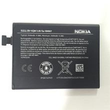 Original built-in mobile phone battery 2510MAH for nokia lumia 929 930 RM927 BV-5QW battery