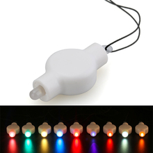 (200pcs/lot) Battery Operated 11Colors Super Bright LED Mini Party Light For Balloon Lanterns Vase Flower Lighting(China)