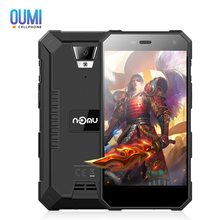 "Original NOMU S10 4G IP68 Smartphone Waterproof 5.0"" Android 6.0 MTK6737 Quad Core 2GB+16GB 5000mAh Quick Charge 8.0MP Cellphone(China)"