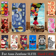 For Asus Zenfone 5 LITE A502CG 5.0 For Asus 5LITE Case Hard Plastic Cellphone Mask Case Protective Cover Housing Skin Mask