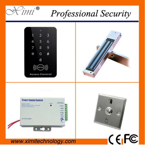Good quality cheap standalone card access control with keypad smart card 125KHZ RFID card access control reader<br>