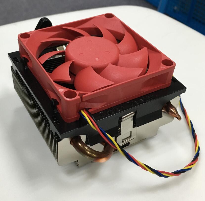 AM2+ AMD FX Copper Heatsink Fan for CPU Processor Socket A for AM2 FM1 AM3+