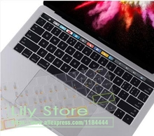 "Greek Greece Silicone Keyboard Cover Keypad Skin for Macbook New Pro 13"" A1706 15"" A1707 With Touch Bar Release on 2016(China)"
