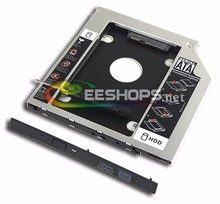 Best for Acer Aspire M5 M3 Series M5-481T 481TG M3-581T Notebook 2nd HDD SSD Caddy Second Hard Drive CD DVD Optical Bay Case New