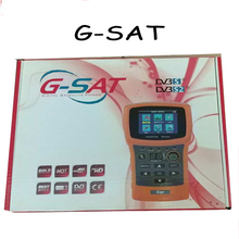 Satlink G-SAT WS-6933 2.1 Inch LCD Display DVB-S2 FTA C&KU Band DVB-S DVB-S2 Digital Satellite Finder Meter Portable NEW G-SAT