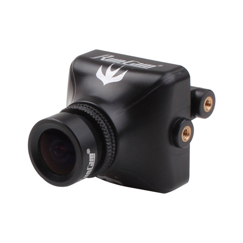 RunCam Swift 2 1/3 CCD NTSC Micro Camera FOV 130/150/165 Degree 2.5mm/2.3mm/2.1mm IR Blocked With OSD MIC<br>