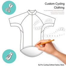 Pro Custom Any Cycling Clothing Set Racing MTB Bike Maillot Racing Clothing Ropa Ciclismo Cycling Jersey (just you want,we can)