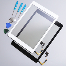 For iPad Air 1 iPad 5 Touch Screen Digitizer Assembly Part  & Home Button & Free Tools Completed Free Shipping
