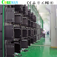 big screen outdoor tv p3 led display cabinet p3 smd led screen p3 full color led display p3.91(China)
