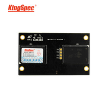 "KSM-ZIF.6-XXXMS Kingspec 1.8"" half ZIF 2 Module hd SSD 16GB 32GB 64GB 128GB Solid State Hard Drive for HD player Tablet PC UMPC(China)"