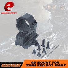 Element QD Mount for 30mm Red Dot Sight 30mm Tube QD Quick Release Clamps EX281(China)