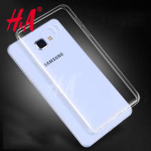 H&A Ultra Thin Soft Transparent TPU Case For Samsung A5 2015 16 17 Silicone Cover For Samsung Galaxy A510F A520F A5000 Case(China)