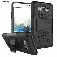 For Samsung Galaxy J2 Prime Case Heavy Armor Case Hybrid Rugged Rubber Silicone Hard Back Phone Cover for Samsung J2 Prime G532
