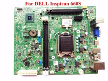 For DELL Inspiron 660S Desktop Motherboard 11061-1 DIB75R 48.3GX01.011 CN-0XFWHY XFWHY 100% Tested Good Quality