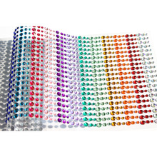 15 Colors 3 Sizes Rhinestone Stickers All in One Sheet 900 Pieces 3mm 4mm 5mm DIY Self Adhesive Colorful Gem Rhinestones