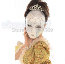 Italian Venice Venetian Masquerade Mask Christmas Dancing Party Exquisite Mask(China)