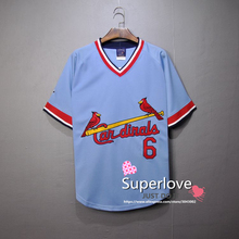 Men/Women Short Sleeve Cardinals  Baseball Jersey Quick Dry Sport Hip Hop/Base Suit Jerseys/Shirt/Custom For Homme/Hombre/Mujer