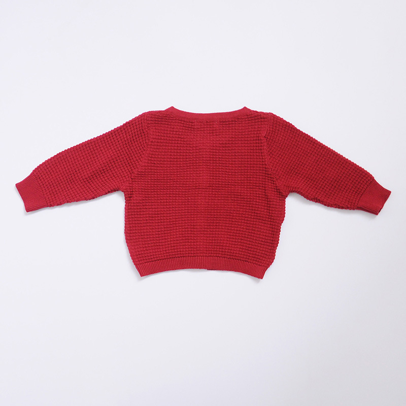 Newborn Baby Cardigan Sweater For Boys Girls Autumn Infant Girl Knied Sweater Clothes Toddler Boy Coon Cardigan Outerwear (6)