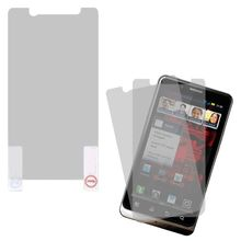 Twin Pack LCD Screen Protector For Motorola Droid Bionic XT875(China)