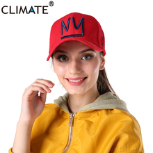CLIMATE 2017 Unisex Youth Men Women Cool NY New York Skull Baseball Caps NY City 3D Logo Colorful Cool Adjustable Sport Caps Hat