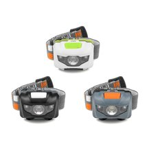 New Q5 waterproof 4 models Head Lamp Headlight Flashlight 3* AAA battery Energy Saving Light for outdoor lighting,camping,Hiking(China)