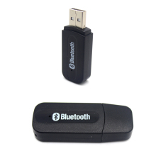 3.5mm Jack USB Wireless Bluetooth Music Audio Receiver Dongle Adapter for Aux Car PC for Iphone for Samsung IOS Android Phone
