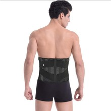High Quality Posture Correction Belt Lumbar Support Belt Women Men Corset Back Brace Scoliosis Back Pain Metal Support Belt Y015