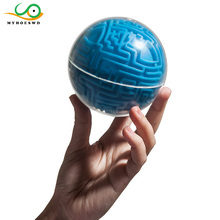 MYHOESWD Puzzle Ball Magic Intellect Maze Ball Track Puzzle Toy Perplexus Epic Game Children Adult Magnetic Balls Toys for Kids(China)