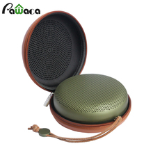 Carrying Case Portable Protective Box Cover Bag Hard PU Storage Case for BeoPlay A1 B&O Play by BANG & OLUFSEN Bluetooth Speaker(China)