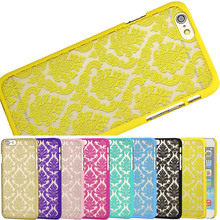 GREAT PRICE PC Case for iphone 4 4s 5 5s SE 6 6s 7 7plus 6plus protective shell translucent Ethnic pattern skin back cover