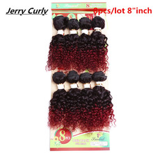 REMY curly hair 250gram 8bundles Ombre brown,bug loose wave Brazilian hair extension,mongolian curly human braiding hair