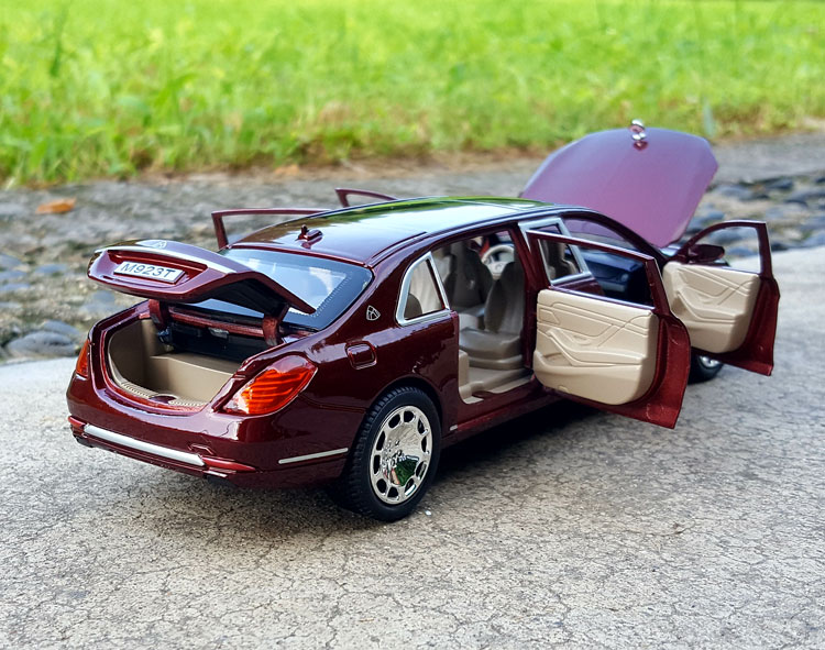 124 XLG TheBenz Maybach S600 Extended (14)