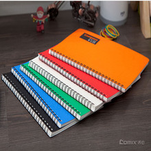 Creative cute spiral notebook,Business Portable diary,Office school stationery Plan work-book,Memo reading notes,jotter notebook