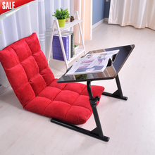2017 New Simple Modern Style Notebook Stand Style Stylish Computer Desks Lap Desk Sofa Laptop Bed Table(China)
