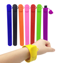 band bracelet USB Stick Memory 128GB 64GB 32GB 16GB 8GB 4GB Pen Drive Pendrive Stick Storage Device USB Flash Drives(China)