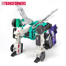 Transformers model Titan war leader level six Beast Sky Shadow Overlord boy deformed toys C0286(China)