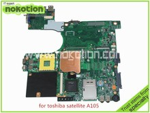 brand new motherboard for toshiba satellite A100 A105 laptop main board 945GM DDR2 without graphics slot V000068770 V000069110