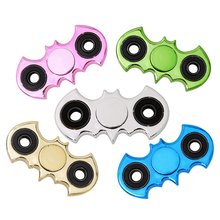 Batman Hand Spinner Fidget Spinners Cube Torqbar Brass Handspinner Focus Keep Kid Toy ADHD EDC Anti Stress Toys 7 Colors