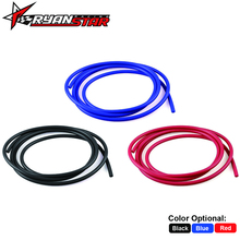 "Ryanstar Store---New arrive 1M Length 5/32"" (4mm) Vacuum Silicone Hose Intercooler Coupler Pipe Turbo(China)"