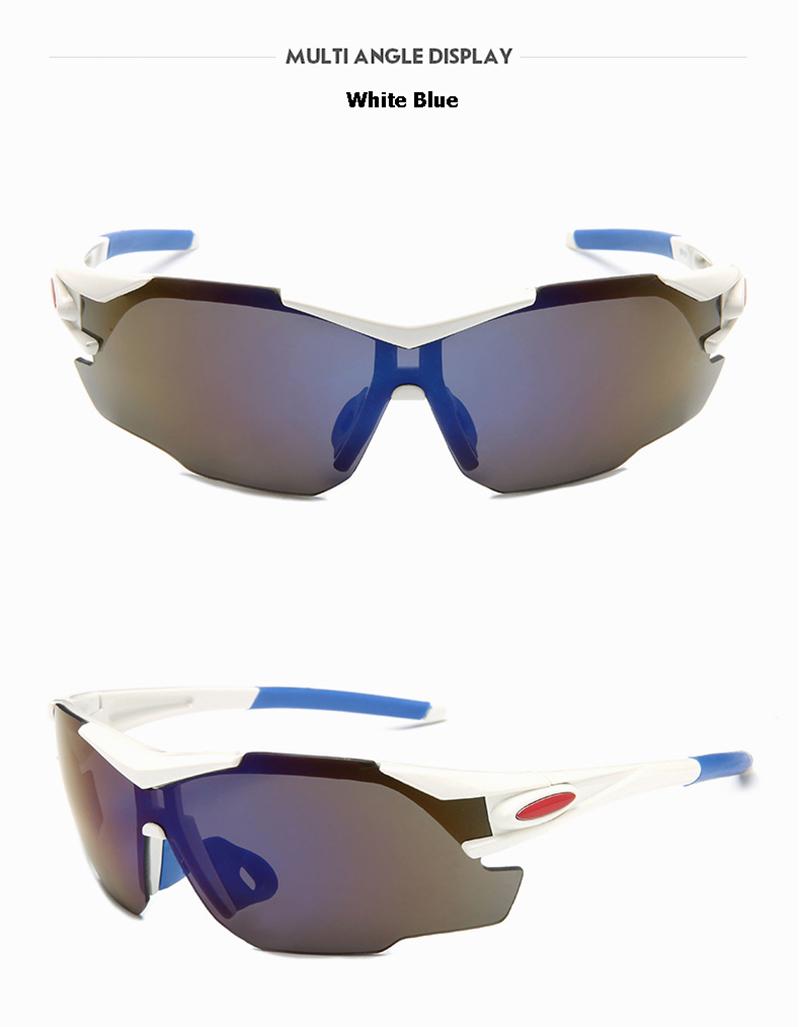 Anti-UV Cycling Men Women Glasses Bike Bicycle Glasses Outdoor Sports MTB Sunglasses Goggles Eyewear Myopia Frame AC0171 (1)