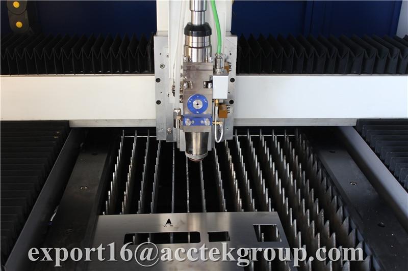 Fiber laser cutting machine cutter steel (12)