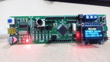 DsPIC development board dsPIC experimental board DSP system board dsPIC30F4011 development board