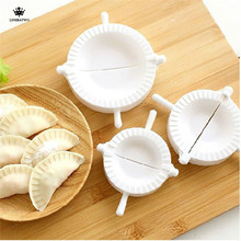 3 Pcs/Set Chinese Dumplings Mold Dough Press Pie Ravioli Making Maker dumpling makers Kitchen Tool(with original package)(China)