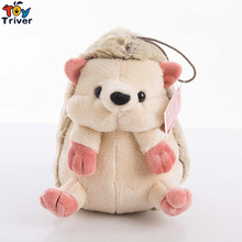 Cute Plush Hedgehog Toy Stuffed Cartoon Hedgehogs Dolls Baby Doll Kids Children Kawaii Birthday Gift Home Shop Decor Triver