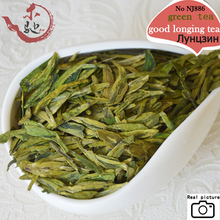 Special grade 2016 new handmade dragon well organic green tea, good quality Mingqian West Lake Longjing tea leaves 100g a pack