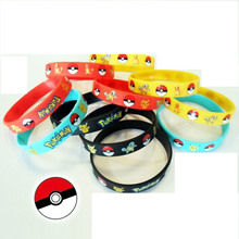 1PC 2017 the most innovative products Cartoon toy bracelet Best gift to others High Quality Sport wristband  Pokemon