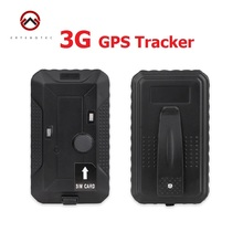 Global Using 3G WCDMA GPS Tracker Car 5000mAh Rechargeable Battery Waterproof IPX7 Portable WIFI Locator Offline logger Function
